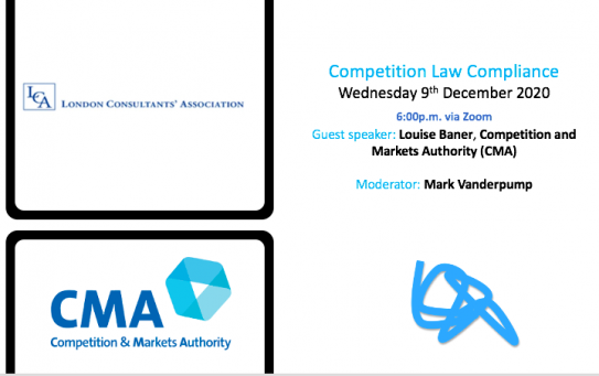 Competition and Markets Authority Seminar